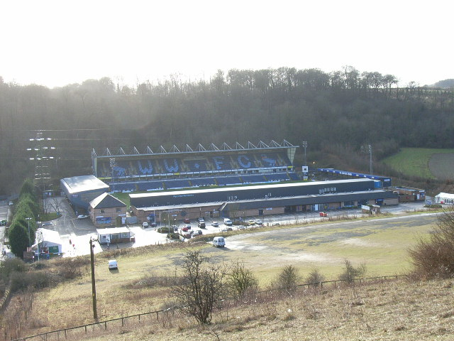 The Causeway Stadium, High Wycombe