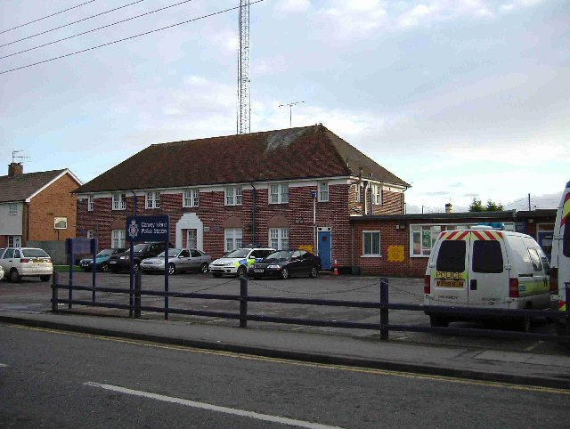 Canvey Police Station