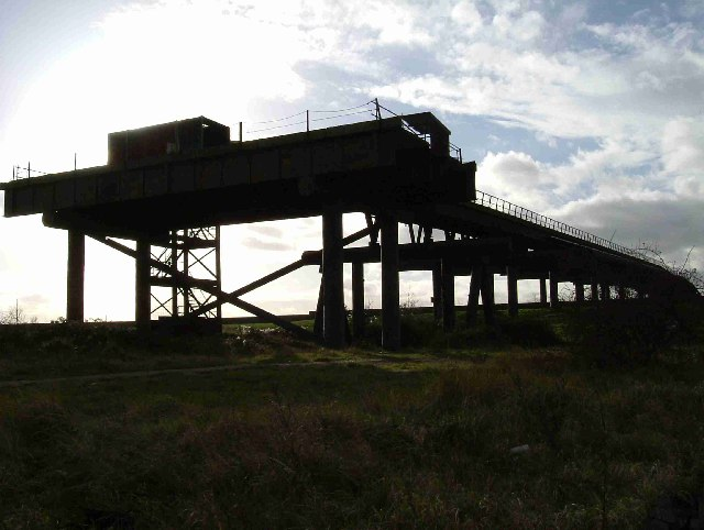 Old Oil Jetty on Canvey Island