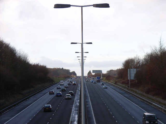 M40, High Wycombe