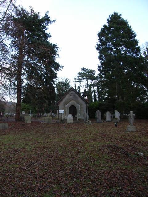 Little Marlow Cemetery, Fern