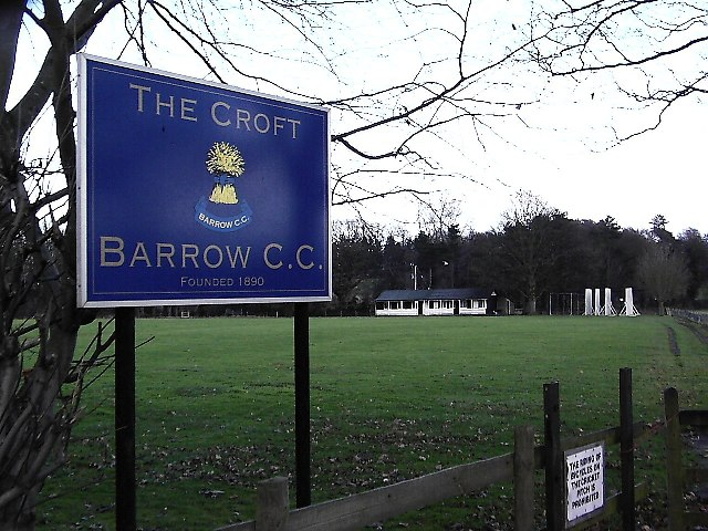 The Croft-Great Barrow Cricket Club