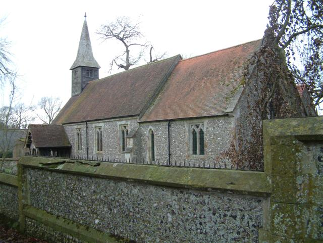Holy Trinity Church, Ashe