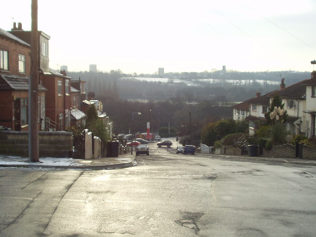 Woodside View, Burley, Leeds