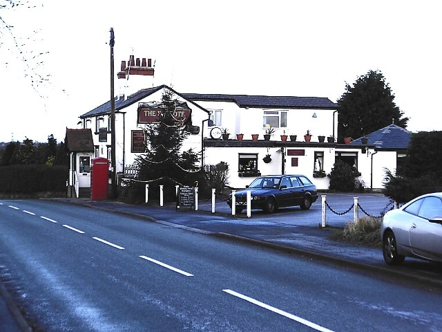 The Foxcote pub