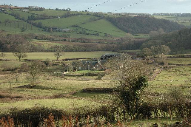 Lower Dyffryn Farm