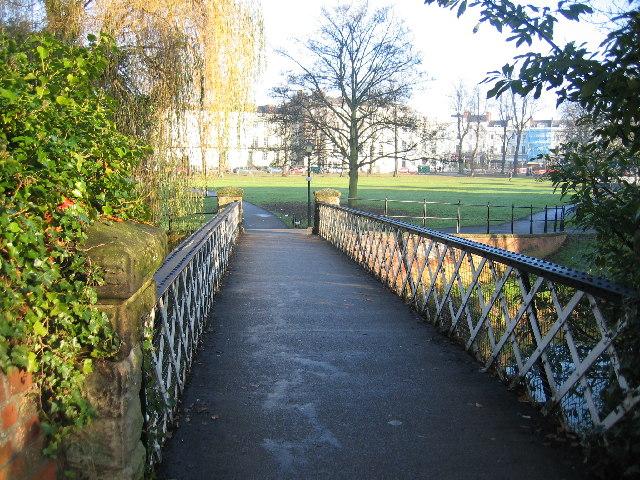 York Road footbridge
