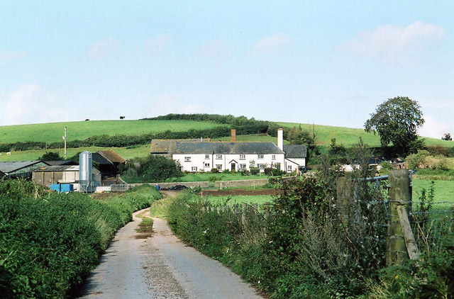 Burlescombe: Great Southdown Farm