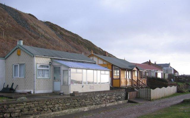 Northernmost Caulderton Beach Houses.