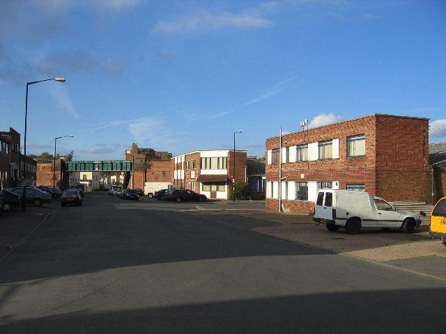 Allthorpe Street