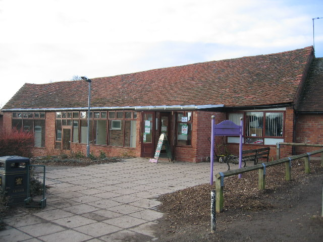 Newbold Comyn Golf Club shop