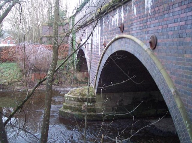 Berriew Aqueduct, Powys