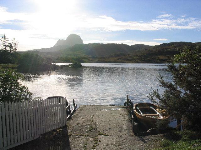 Loch Druim Suardaluin