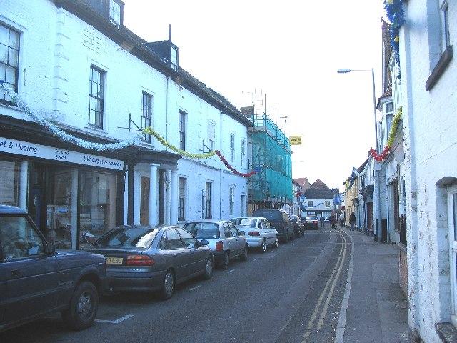 Maristow Street