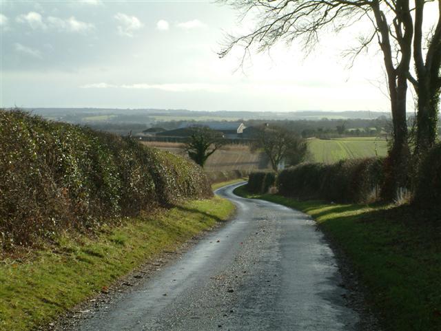 Willesley Warren Farm Road