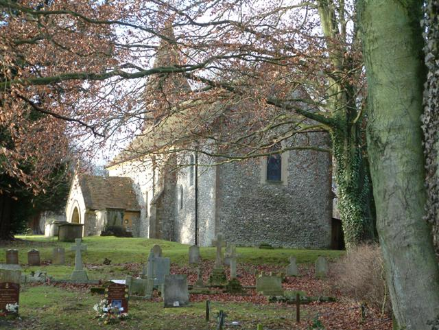 Church of St. James the Less, Litchfield