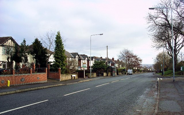 Nottingham Road, Nuthall