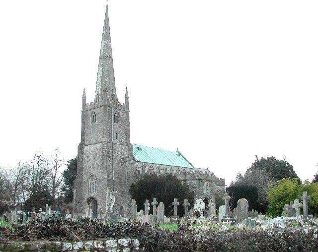 St. Andrew's church, Congresbury