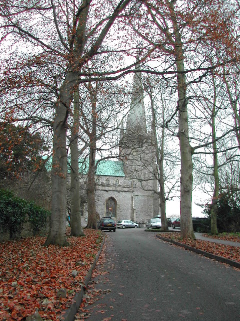 St. Andrew's church, Congresbury