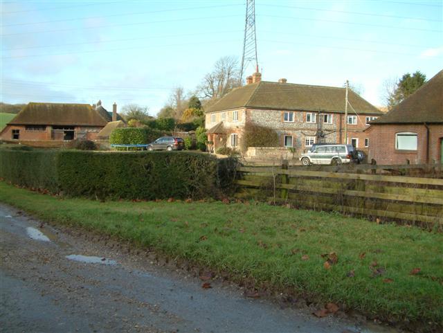 Lower Woodcott Farm