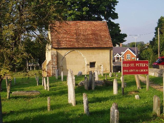 Stockbridge - Old St Peter's Church