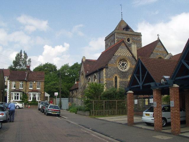 South Croydon - Churchill Road