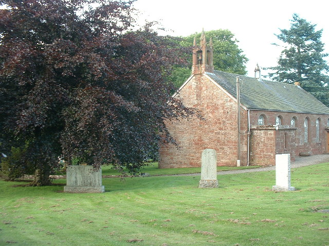 Kingoldrum Church