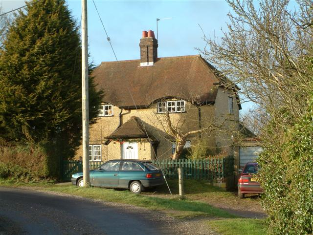 Hall Cottage, Woodcott
