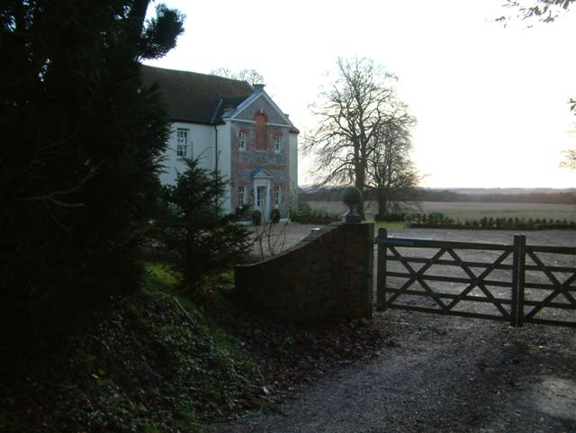 Crux Easton Manor