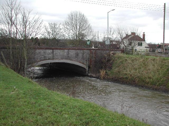 Congresbury bridge