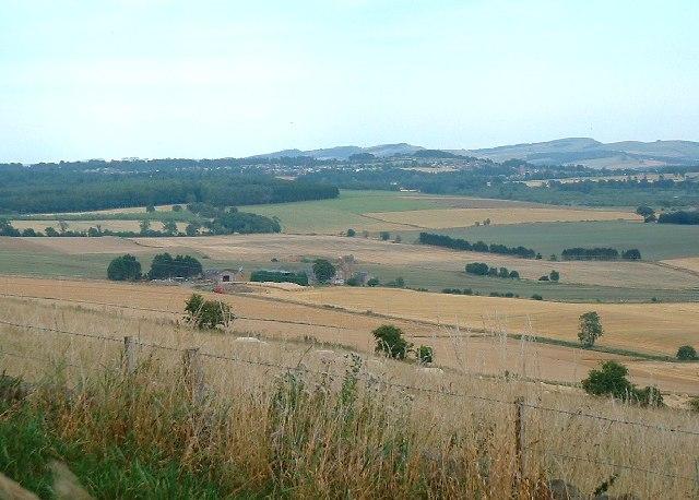 Balfour Mains Farm near Kingoldrum