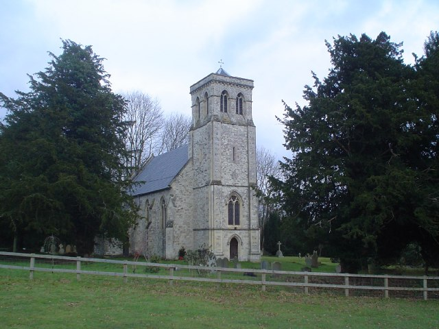 All Saints church, Dogmersfield