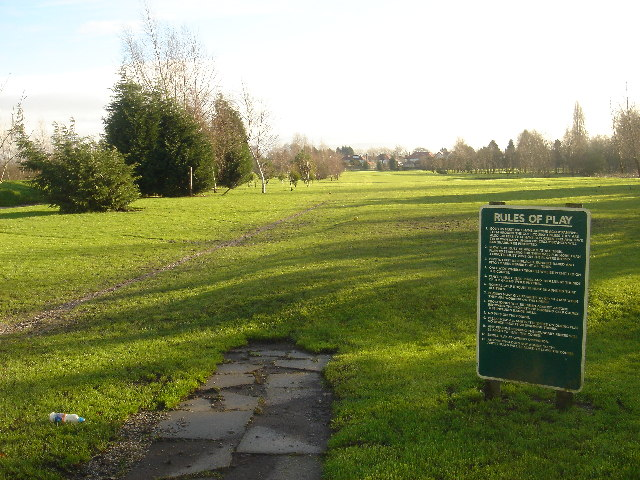 Moorend Golf Course
