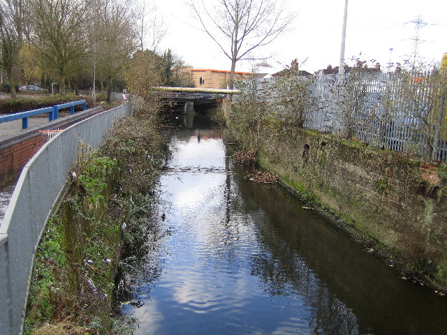 Watford: River Colne