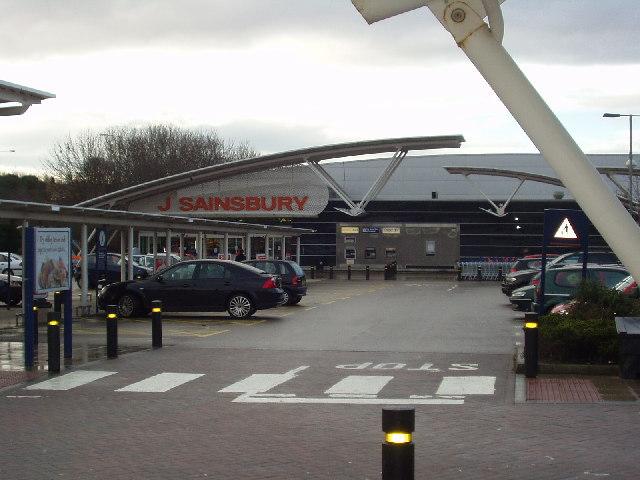 Sainsbury's Supermarket, Moor Allerton, Leeds