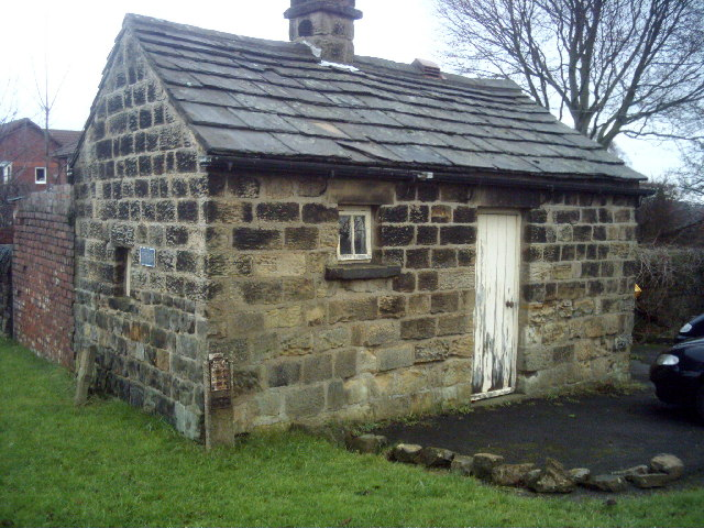 Scarcroft Toll Bar House