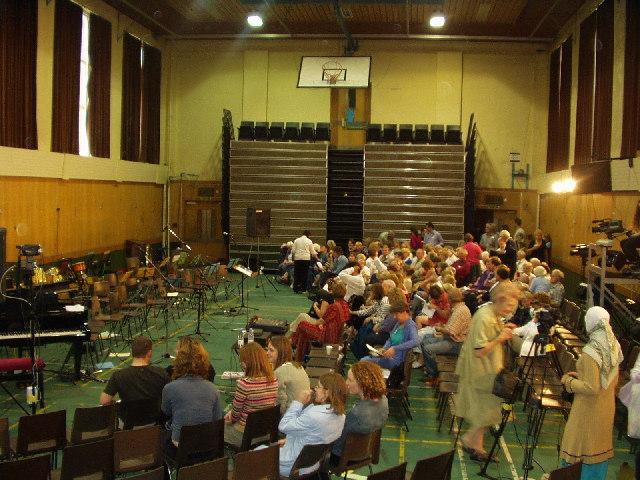 School Hall, Lawnswood School, Leeds