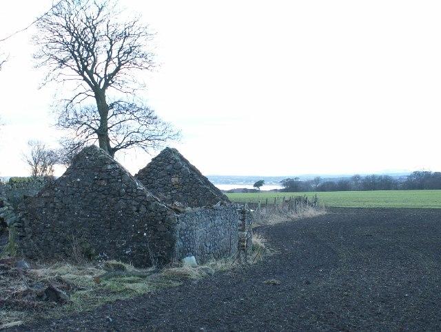 Old ruin, Drumeldrie
