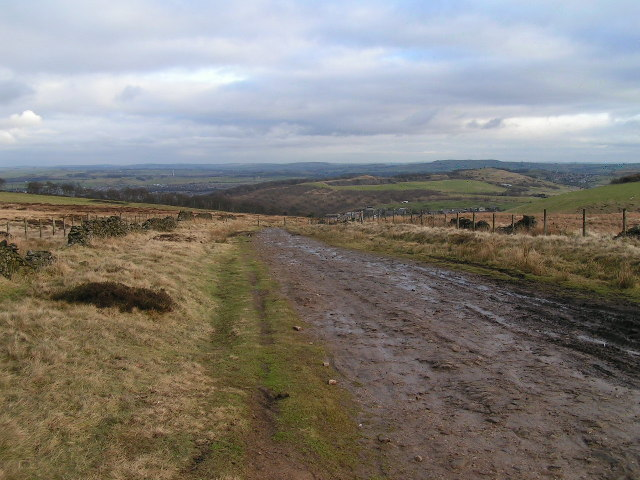 Byway, Burbage Edge