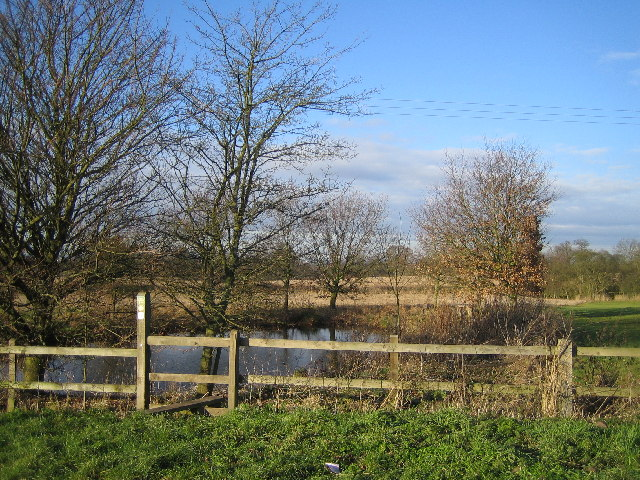 Pond Opposite Brailes Farm