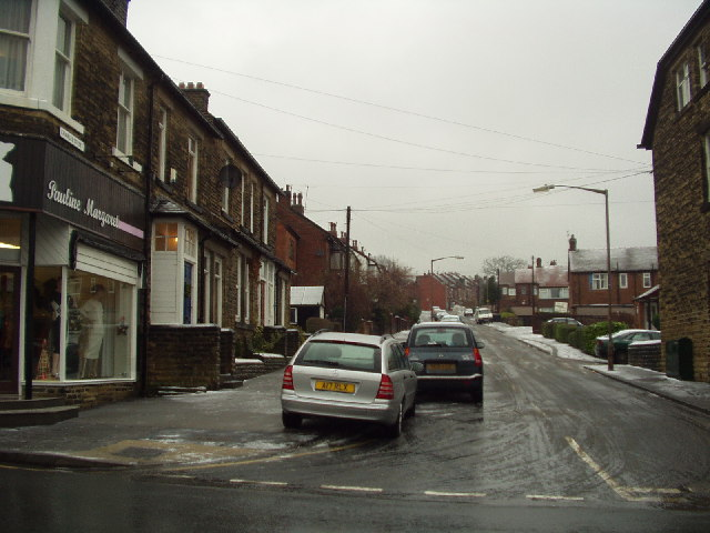 Charles Street, Horsforth