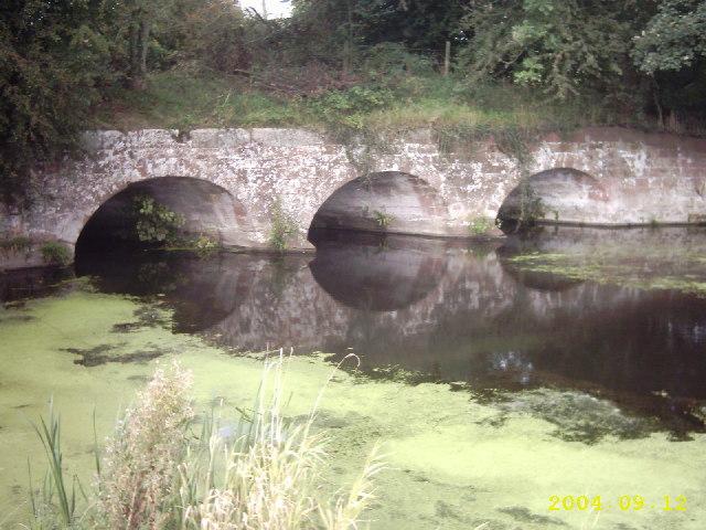 Forton Aqueduct