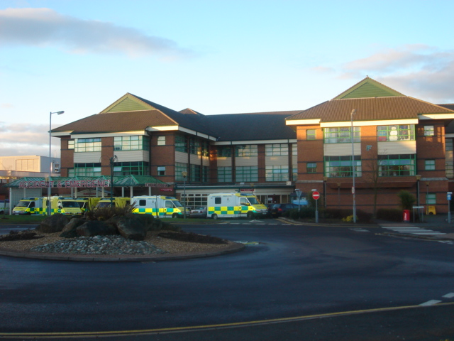 Royal Bolton Hospital Accident & Emergency