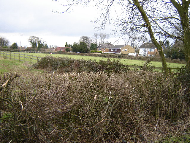 Houses on Routs Green, Bledlow Ridge
