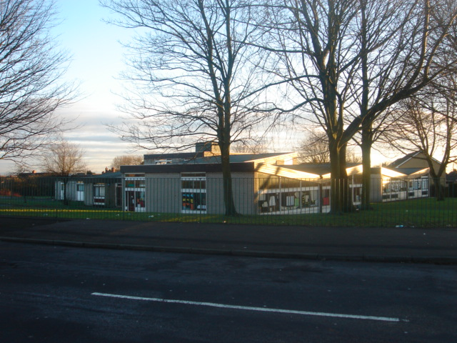 Cherry Tree Primary School, Highfield Road