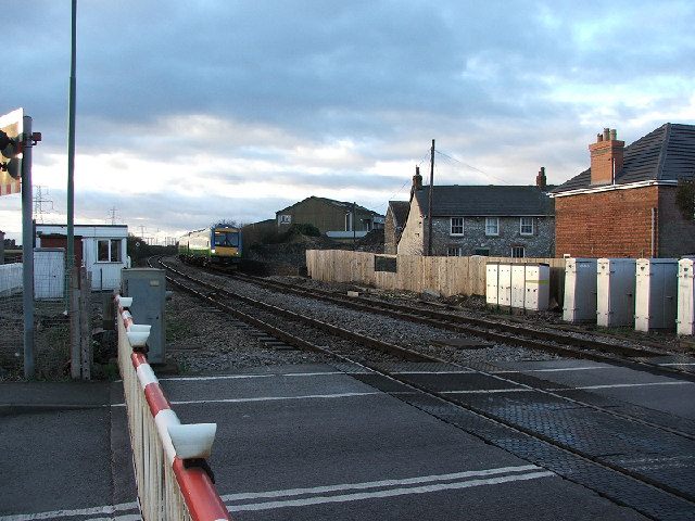 Level Crossing at the Pill, Caldicot