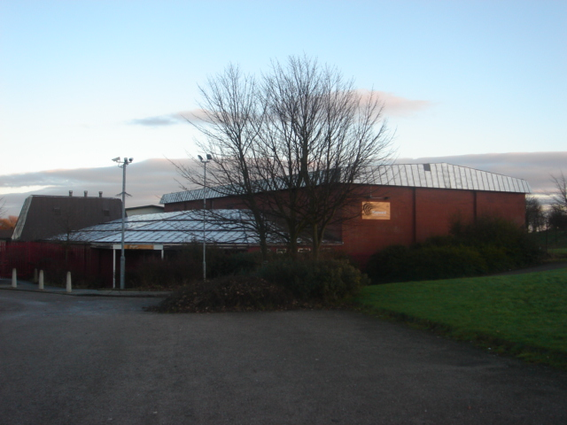 Hayward Community Leisure Centre