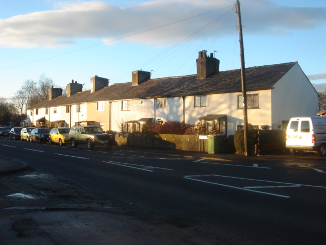 Hollins Cottages
