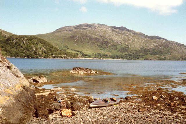Dun Ghallain from Carna