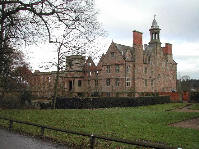 Rufford Abbey 1st January 2006